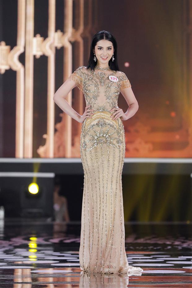 Profile Cẩm Đan - tình trẻ kém 27 tuổi của chồng cũ Lệ Quyên: Là thí sinh nhỏ tuổi nhất cuộc thi HHVN 2020, đối thủ đáng gờm của Đỗ Thị Hà - Ảnh 7.
