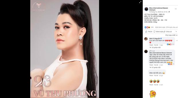 3 mỹ nhân chuyển giới được vote nhiều nhất trong show của Hương Giang: Vị trí thứ 2 gây bất ngờ - Ảnh 1.