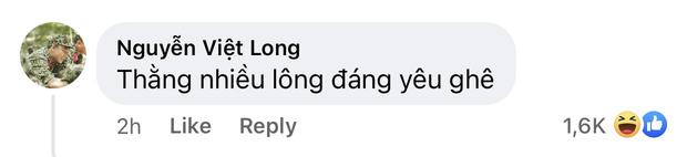Hậu Hoàng vừa đăng ảnh, Mũi trưởng Long đã xuất hiện ngay lập tức: Chính chủ chèo thuyền mạnh hơn cả fan à? - Ảnh 2.