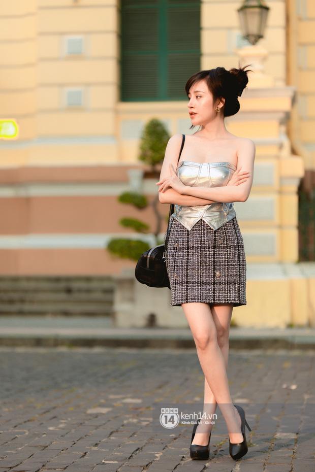 Bà Tưng Lê Thị Huyền Anh: Tôi thích người giàu, học theo hot girl thì chỉ biết cách xin tiền bạn trai thôi - Ảnh 8.