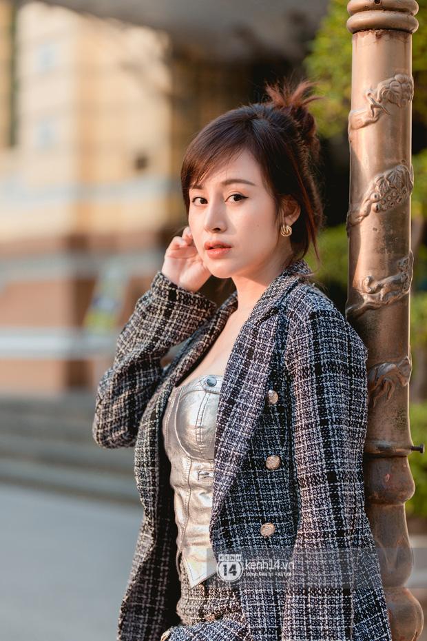 Bà Tưng Lê Thị Huyền Anh: Tôi thích người giàu, học theo hot girl thì chỉ biết cách xin tiền bạn trai thôi - Ảnh 6.