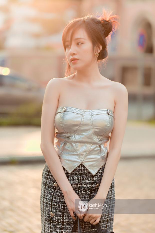 Bà Tưng Lê Thị Huyền Anh: Tôi thích người giàu, học theo hot girl thì chỉ biết cách xin tiền bạn trai thôi - Ảnh 11.