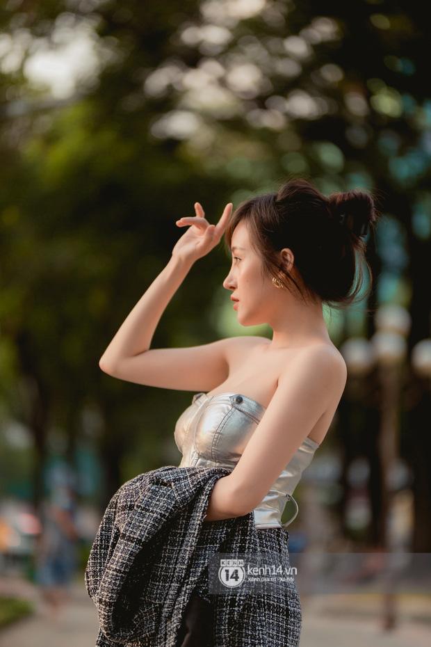 Bà Tưng Lê Thị Huyền Anh: Tôi thích người giàu, học theo hot girl thì chỉ biết cách xin tiền bạn trai thôi - Ảnh 4.
