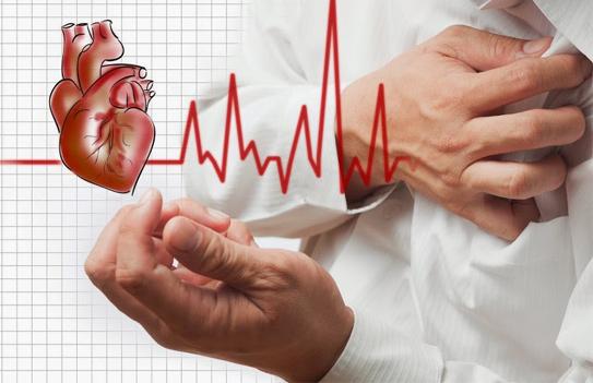 Hơn 50% người bị nhồi máu cơ tim không có biểu hiện
