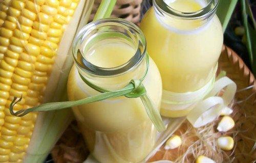 Sữa ngô có tốt cho phụ nữ sau sinh không?