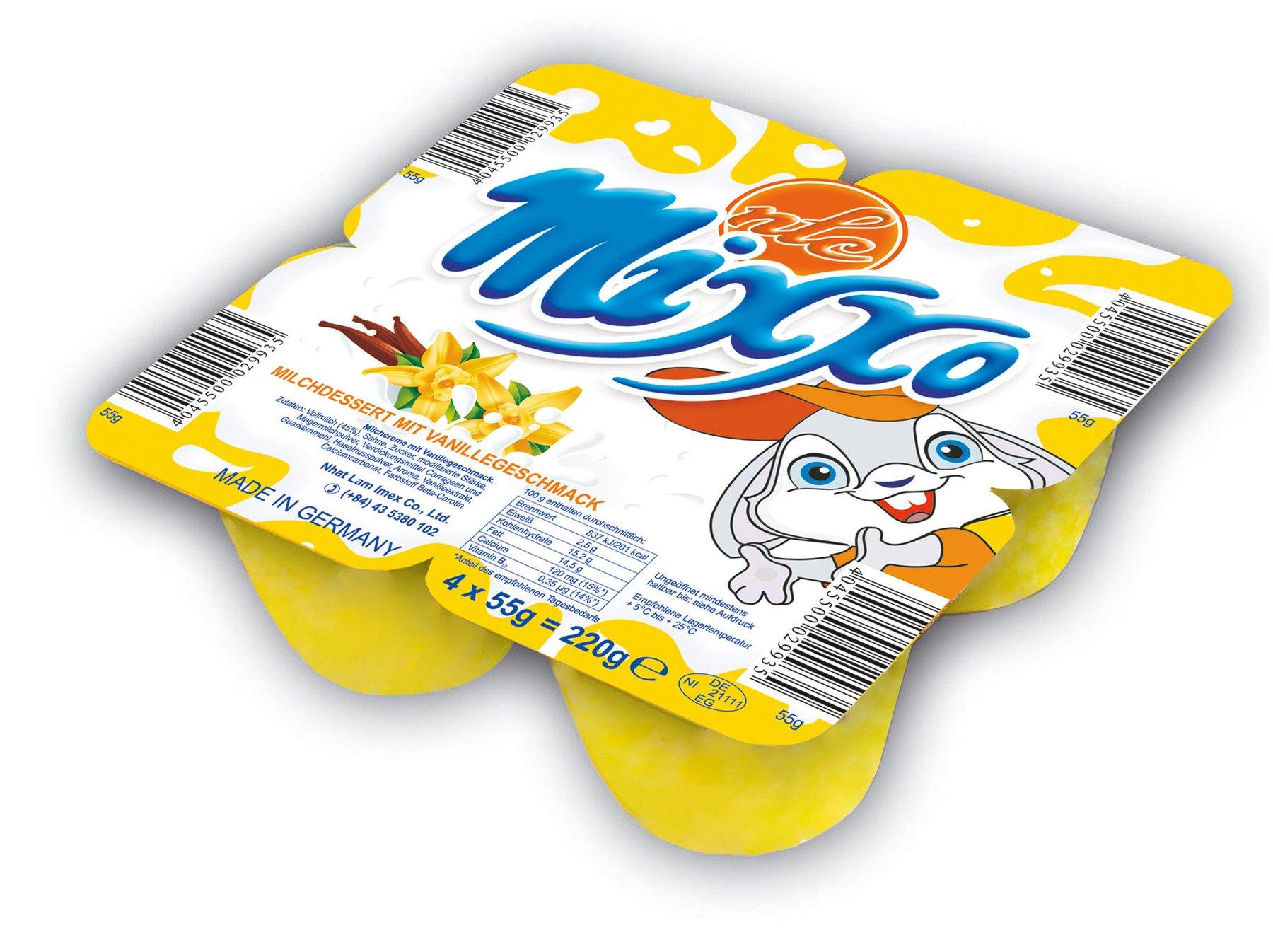 Váng sữa Mixxo giá bao nhiêu?