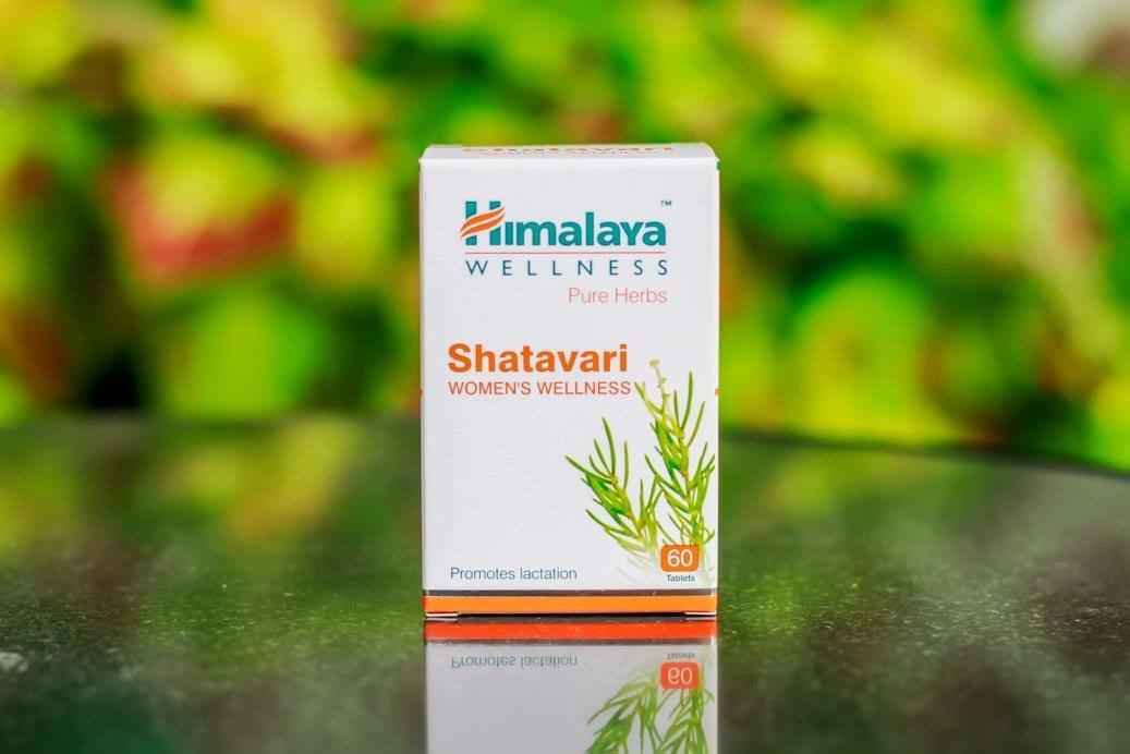 Kết quả hình ảnh cho himalaya pure herbs shatavari