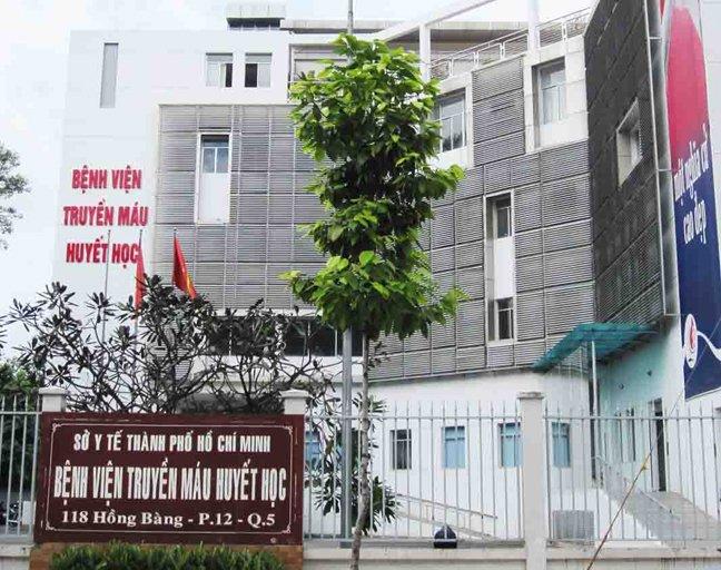 Xét nghiệm máu ở đâu tốt nhất TP. Hồ Chí Minh?