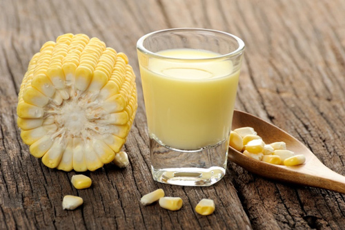 Sức mạnh tuyệt vời của sữa bắp