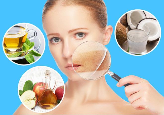 16 nguyên liệu rẻ tiền nhưng có tác dụng thần kỳ giúp loại bỏ các vết nám và tàn nhang trên mặt