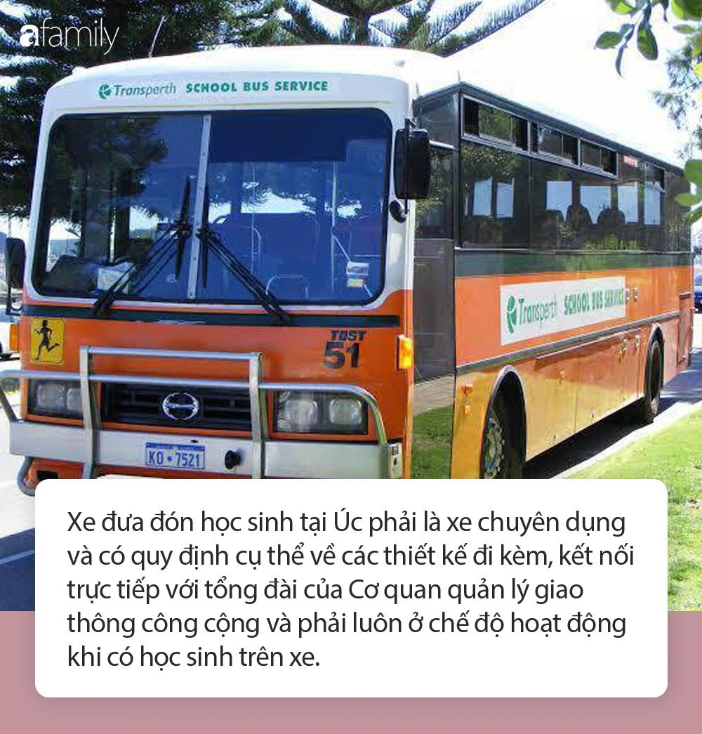 Xe đưa đón học sinh tại Úc qua lời kể của ông bố Việt: Quy định nghiêm ngặt, đặc biệt là vấn đề an toàn cho học sinh