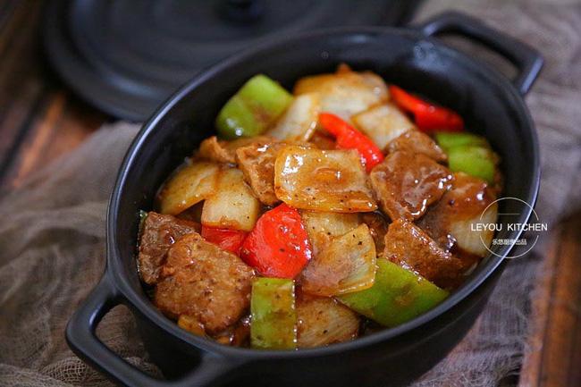 Món bò sốt tiêu đen vừa khô vừa dai là do bạn đã không ướp đúng theo công thức chuẩn này