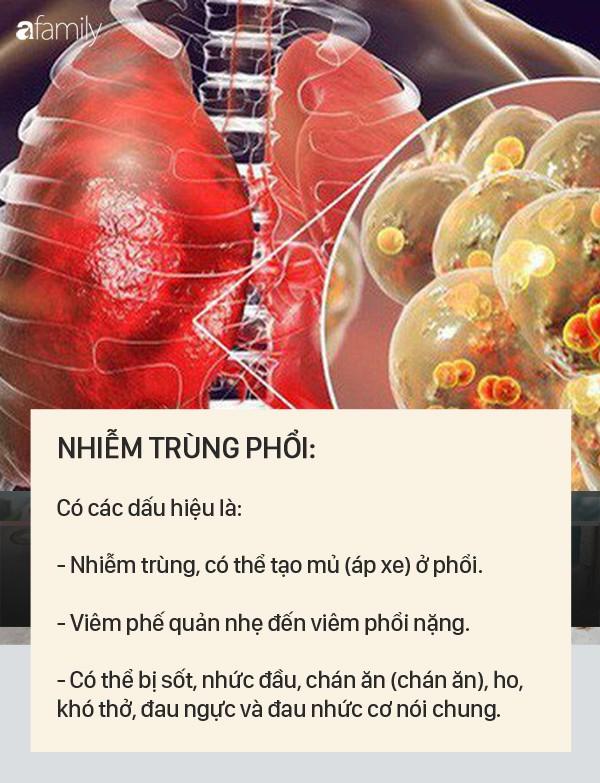 Dấu hiệu bệnh whitmore - căn bệnh do vi khuẩn ăn mòn cơ thể con người, có thể gây tử vong trong vài ngày
