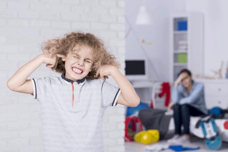 Chế độ ăn khi mang thai của mẹ và hội chứng ADHD ở con