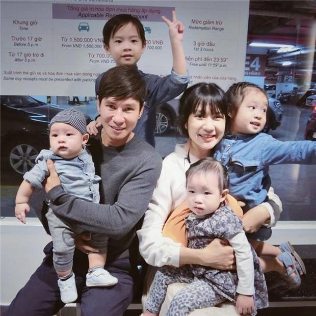 1 nách 4 con nhưng hotmom Minh Hà vẫn thấy 'quá sung sướng', nghe lý do mọi người chỉ biết gật gù