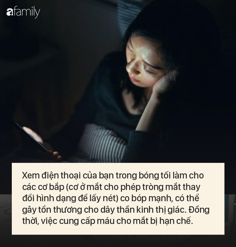 Tối nào cũng làm một việc không nên làm cùng với bạn bè, cô gái 29 tuổi bị bệnh nghiêm trọng về mắt
