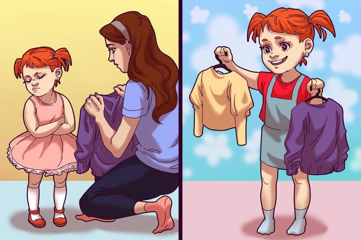 8 hành vi của trẻ tưởng là hư nhưng thật ra rất bình thường, cha mẹ chớ vội mắng oan