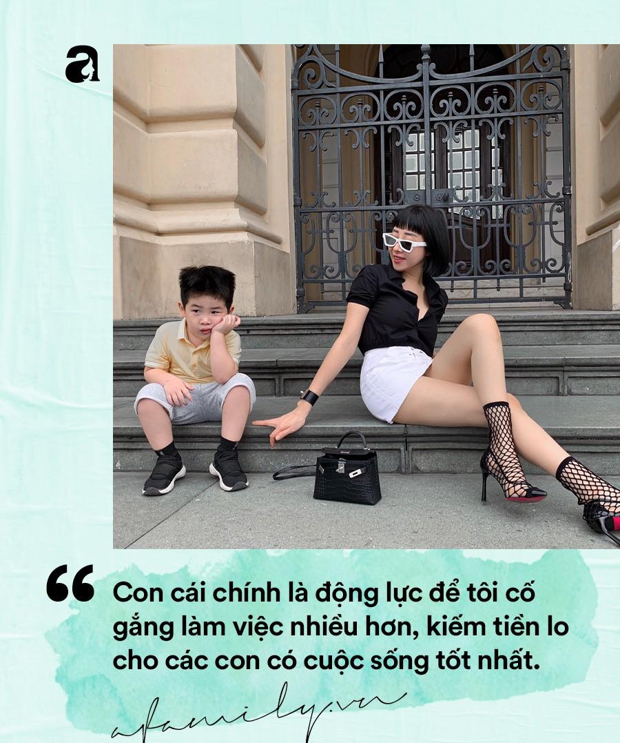 Hot mom 'càng đẻ càng đẹp' chia sẻ bí quyết giữ vóc dáng cực chuẩn ngay cả khi mang bầu lần thứ 5