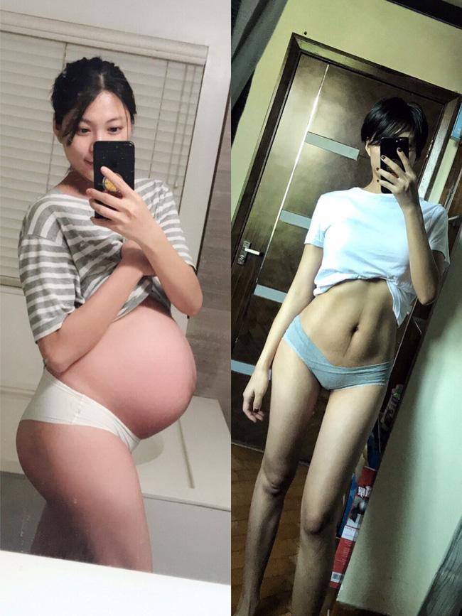 Mẹ bỉm sữa chia sẻ bí quyết cực đơn giản giúp lấy lại vóc dáng như thời còn son chỉ sau 3 tháng sinh
