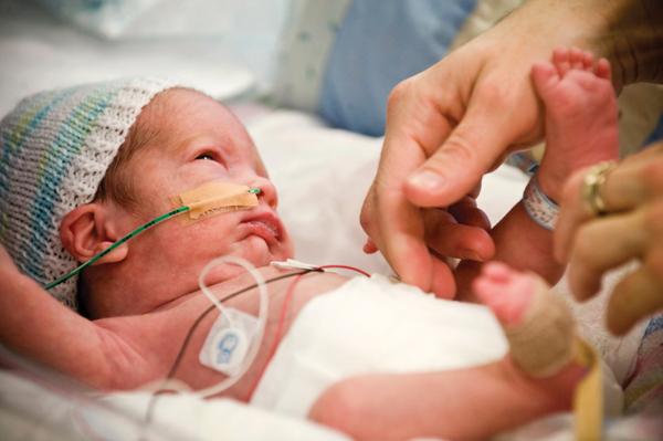 Trẻ sinh non lớn lên như thế nào?
