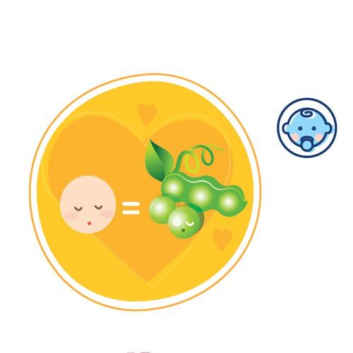 Mang thai tuần 6: Bé yêu chỉ bằng hạt đậu nhưng tim đập nhanh gấp đôi bạn!