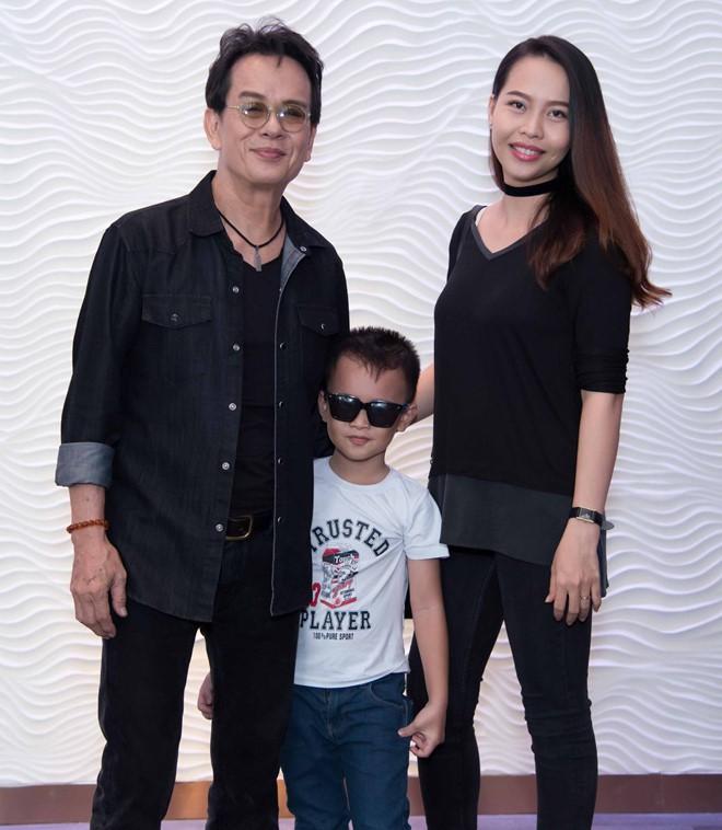 Sao Việt sống cảnh 'cha già, con mọn': Đan Trường làm bố lúc ngoại tứ tuần vẫn chưa bằng người này có con ở tuổi 71