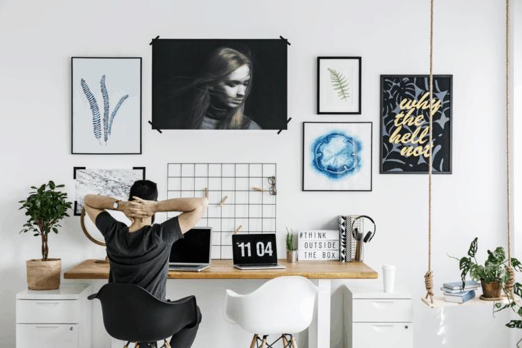 8 bí quyết giúp bạn làm việc ở nhà hiệu quả