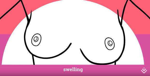 Cách tự kiểm tra ung thư vú tại nhà: tưởng khó nhưng lại rất dễ để bạn tự thực hiện mỗi tháng