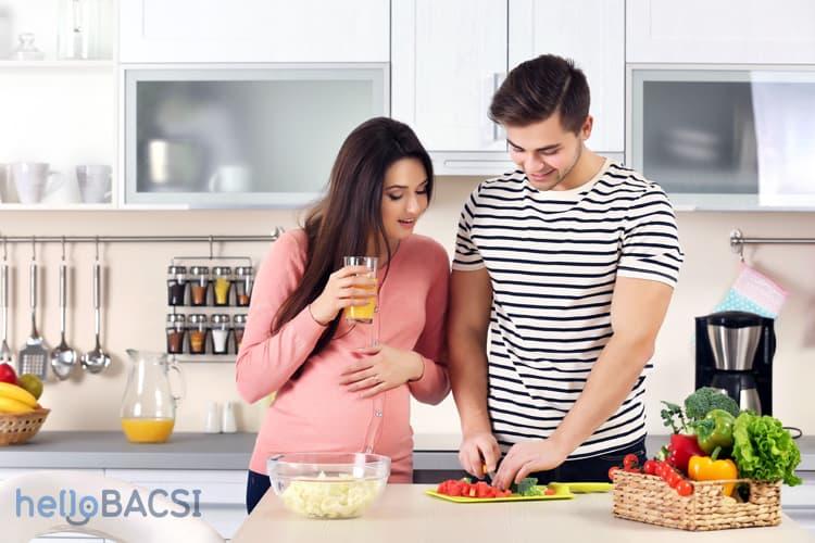 Bà bầu trang điểm liệu có gây ảnh hưởng đến thai nhi?