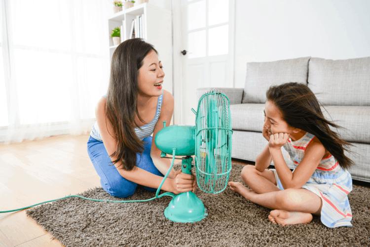 7 cách giảm nóng trong người mà không cần máy lạnh