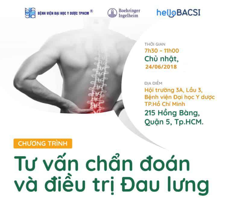 Những nguyên nhân gây đau lưng và cách điều trị
