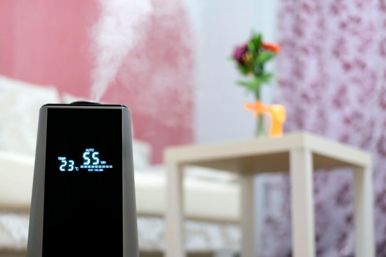 Cách sử dụng máy tạo độ ẩm tốt cho sức khỏe