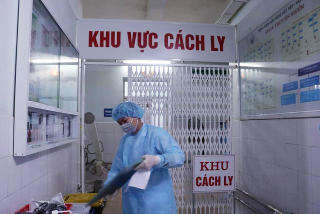 Việt Nam có thêm 10 ca mắc COVID-19 mới