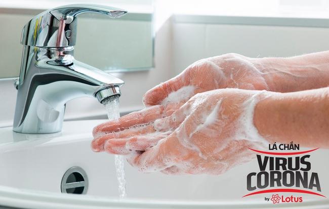 Chuyên gia khẳng định: Dùng dung dịch rửa tay khô vẫn cần rửa tay lại bằng xà phòng dưới nước