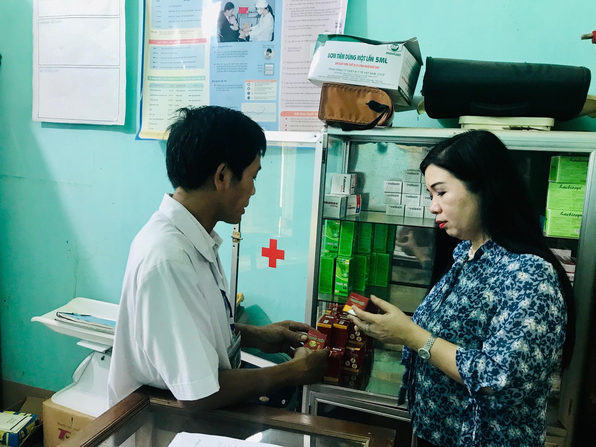 Tập trung hỗ trợ những vấn đề cốt lõi, ưu tiên hàng đầu để đổi mới hệ thống y tế cơ sở