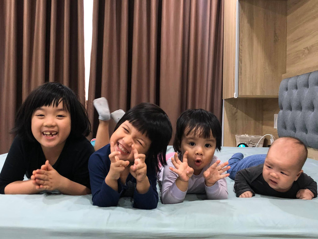 Đông con nhất nhì showbiz mà vẫn bị giục đẻ thêm: MC Minh Trang thông báo 'chốt sổ', Minh Hà tính phương án nếu đẻ đứa thứ 5