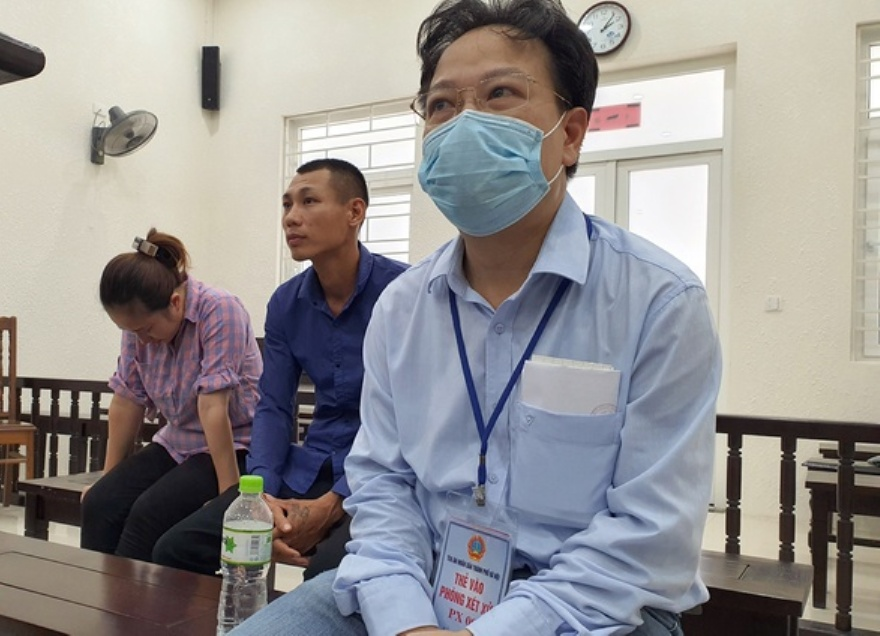 Các đối tượng tổ chức đường dây mang thai hộ lĩnh 54 tháng tù