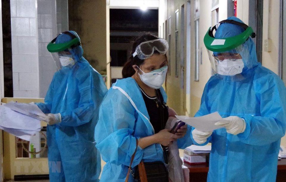 Covid-19 chiều ngày 21/11: Thêm 1 ca mắc mới, Việt Nam có 1.306 ca bệnh
