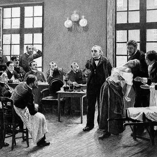 Hysteria: 'Cuồng phong' tâm thức và ý thức điều trị